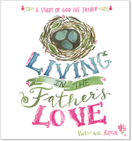 Living in the Father's Love Graphic