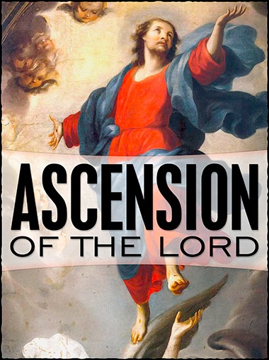 Graphic - The Ascension of the Lord