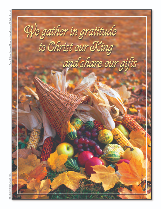 We gather in gratitude and share our gifts